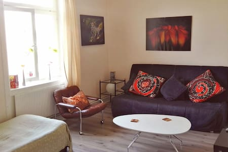 Charming apartment in great location - Stokholm