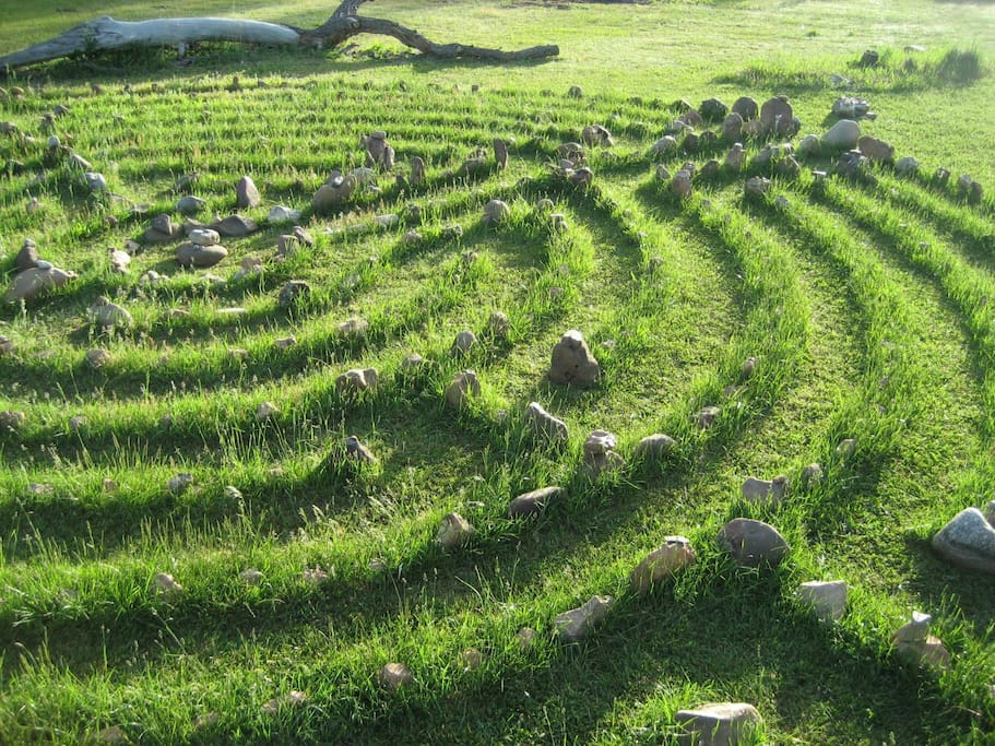 Our Labyrinth is Transformational.