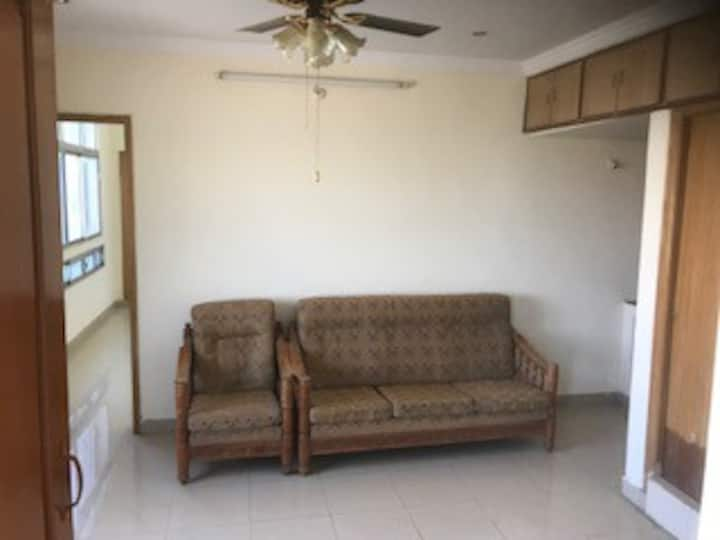 1 bed Room Private flat at Ameerpet