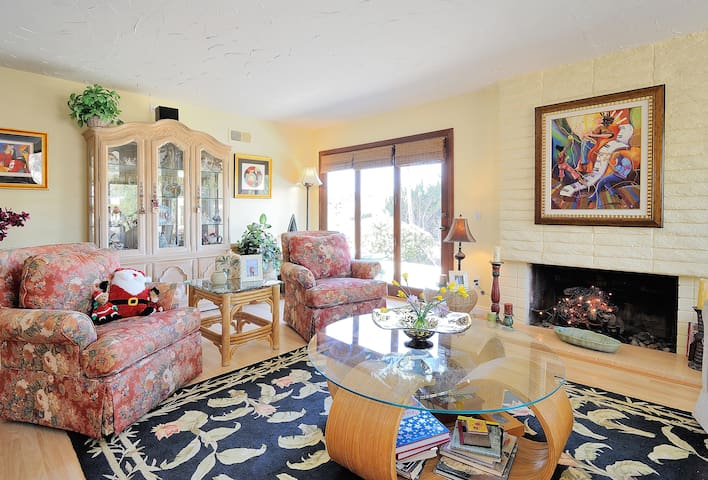 Quiet Beach House Elegance for 1. - San Clemente - House