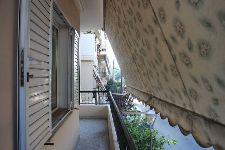 Vintage apartment in Athens - Egaleo - Daire