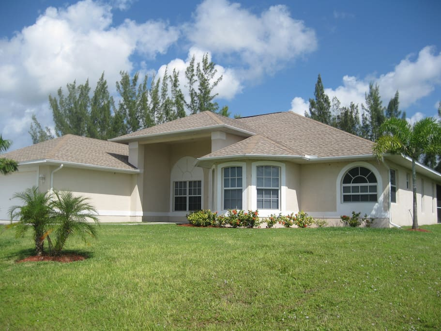 4 bedroom 2 bath house with pool houses for rent in cape - 2 bedroom apartments in cape coral florida ...