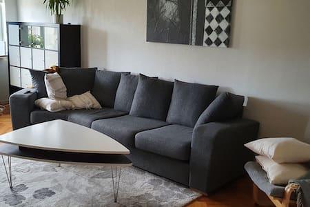 Fin lägenhet i ett lugn område