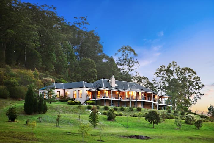 Belle Maison, Yarramalong Valley - Ravensdale