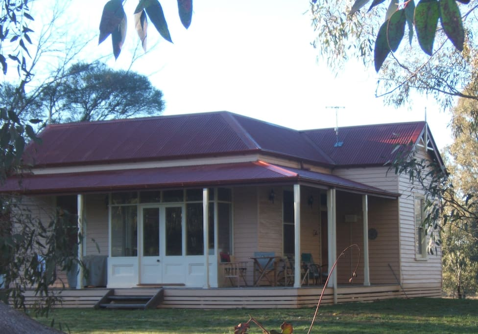 Our Lotties Cottage has 2 bedrooms and sleeps 4 - 6