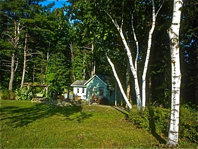 Little Green Cottage Eco Retreat - West Fulton - Inny