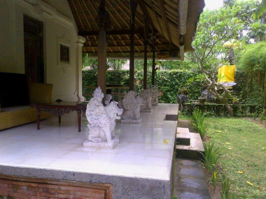 Balinese Veranda