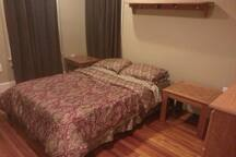 Second of 3 fully furnished spare bedrooms