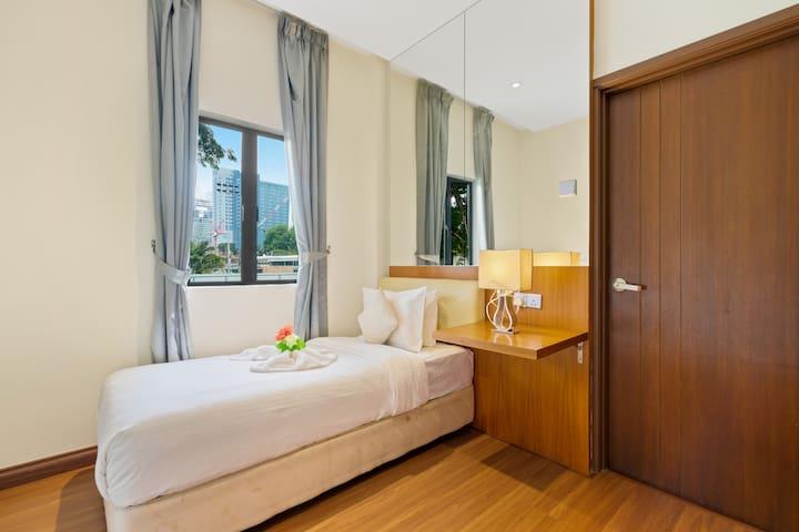 Single Bed - Bedroom 3