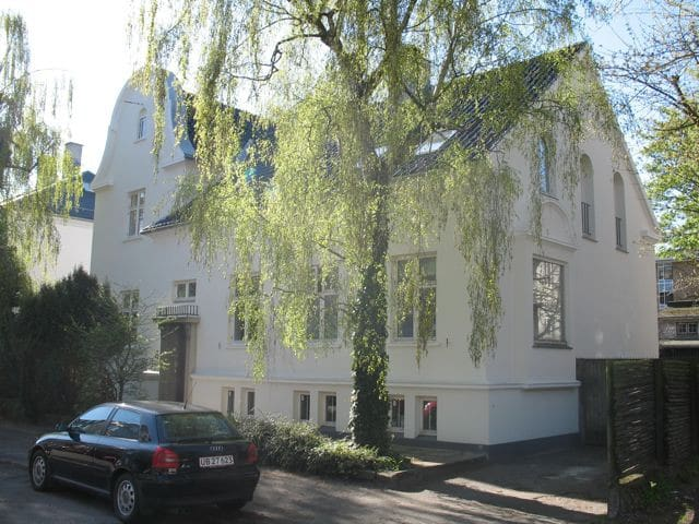 House with garden, city centre - Frederiksberg - House
