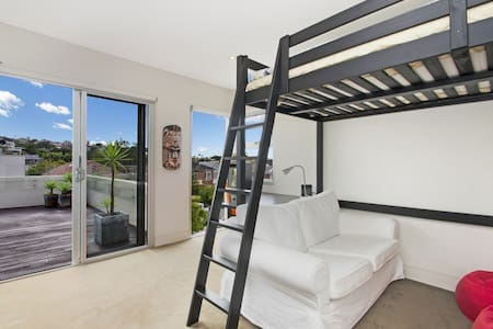 Sunny space 2 mins from Balmoral Beach! - Mosman - Ház