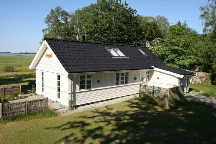 Comfortable Holiday Home for in Holbaek with Whirlpool