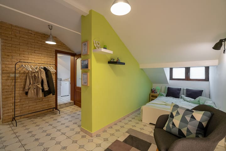 Lovely and Central Suite in the heart of Sofia