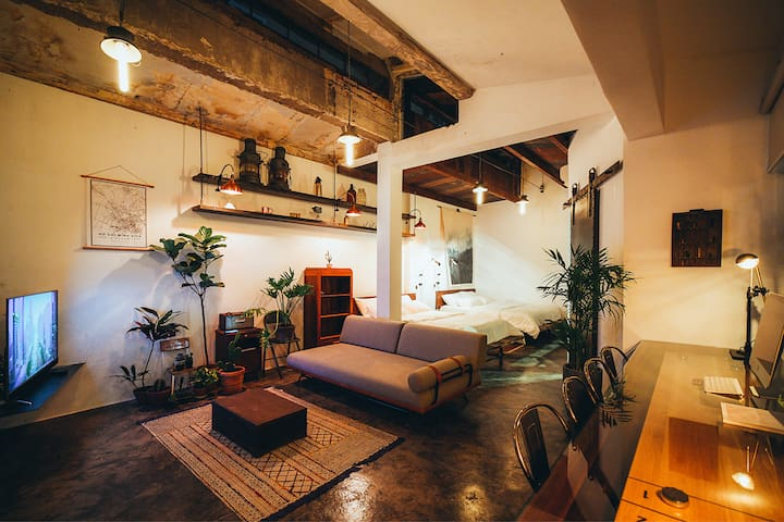 Warehouse [2] — Open Industrial apt, central SGN