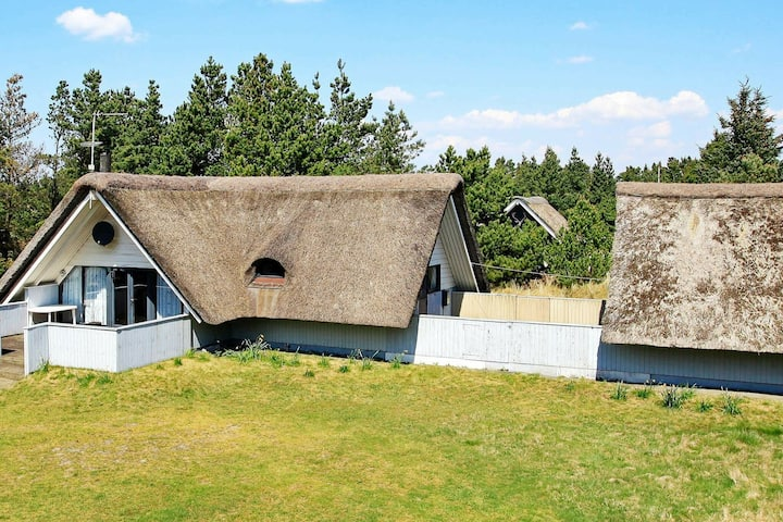 Scenic Holiday Home in Blavand Jutland With Terrace