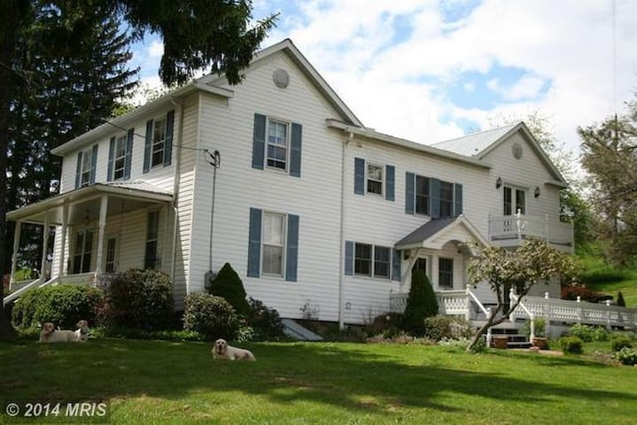 Possibilty Farm #C (Family Room) - Frostburg - Diğer