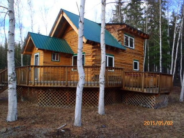 Little Big Cabin in the Woods - Фэрбанкс