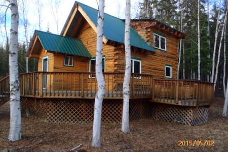 Little Big Cabin in the Woods - 费尔班克斯(Fairbanks) - 独立屋
