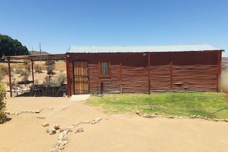 Morewag guest farm cabin