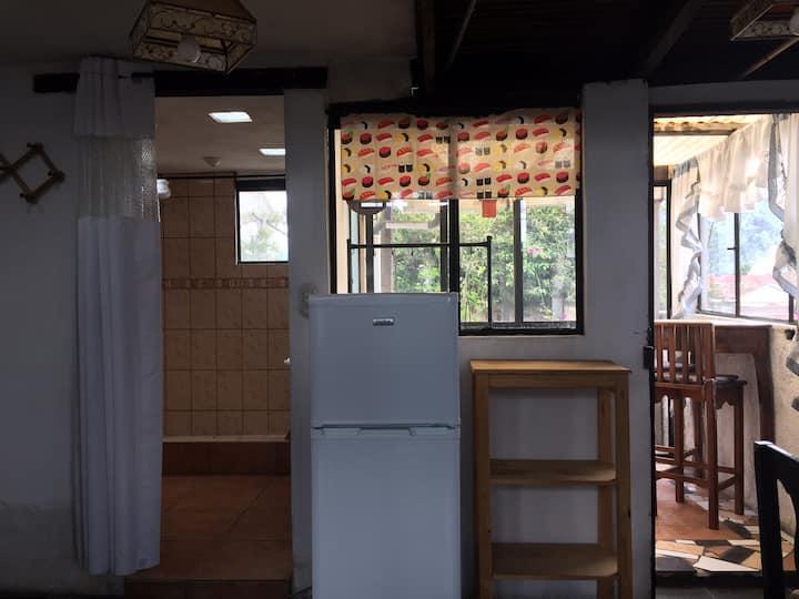 ATELIER - apartamento con terraza