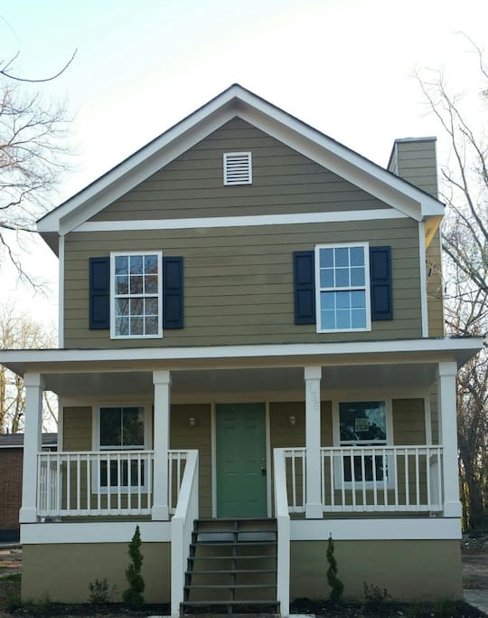 Large 2 story home