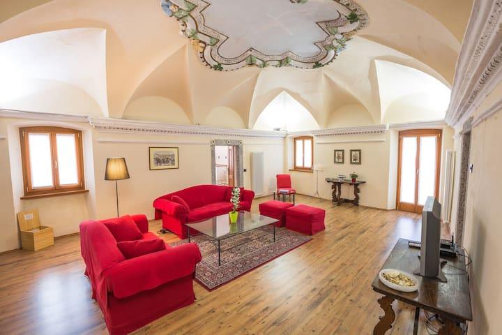 Casa Ravizza - Ledrosee mit Charme - Tiarno di Sopra - Apartamento