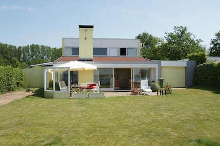 Exklusives Haus mit  Bootsanlegern am Veerse Meer - Kamperland - Villa