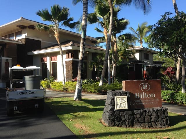 Bay Club Condo By Hilton @ Waikoloa Village - Waikoloa Village - Appartamento