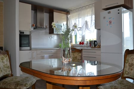 Etna 3*Apt (family-friendly area with PARKING and 2 BIKES FREE) 320 - Vranjic - 公寓