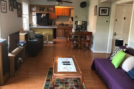Cozy Condo in Historic District of East Lansing