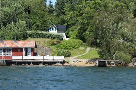 Seaside villa/cottage in the Stockholm archipelago - Nynäshamn S - Hus