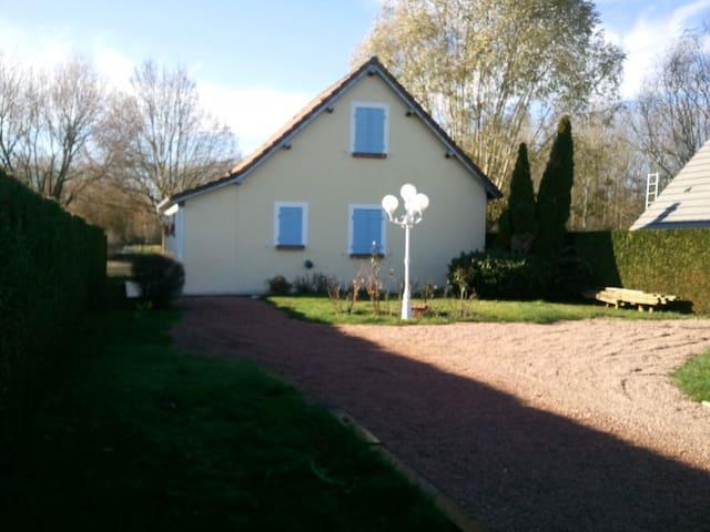 """CHALET  """"BELLE VUE"""" - Saint-Georges-sur-Arnon - Alpstuga"""