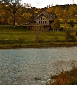 Country Get-a-Way with Amazing View - Siloam Springs - House