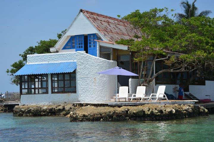 Casa Eden Vista Mar1 - Oceanario Islas del Rosario