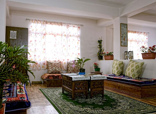 Mandarin Hills Homestay- Entire Apartment - East Sikkim - Apartamento