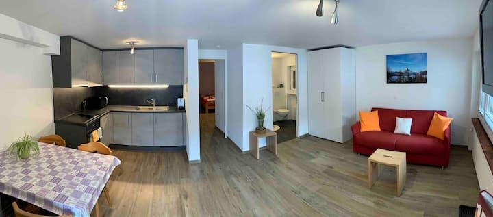 Zentrale, neue Wohnung - vor Zermatt