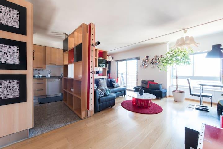 Telheiras residence, luxury apartment with pool! - Lisboa - Apartemen