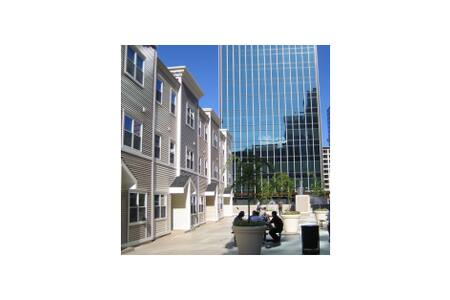 Downtown: Private BR in Townhouse - Townhouse