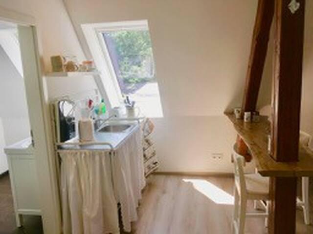 Einzimmer-Apartment Fuchsbau