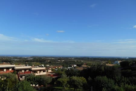 Pula-Amazing view, Sea,Golf and a lot of relax - Is Molas - Townhouse