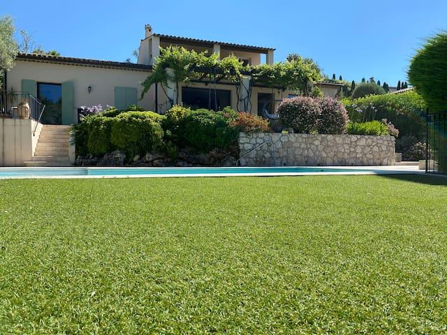 Villa provençale à Vence