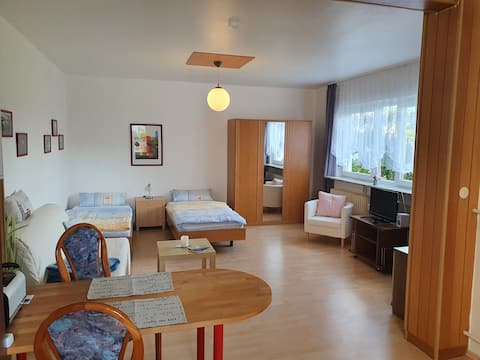 "Apartment "" Silke's Rad-Haus"""