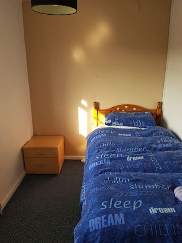 Quiet Hertfordshire Single Room