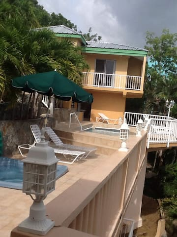 Beautiful view of Magen's Bay Beach - Charlotte Amalie - Apartemen