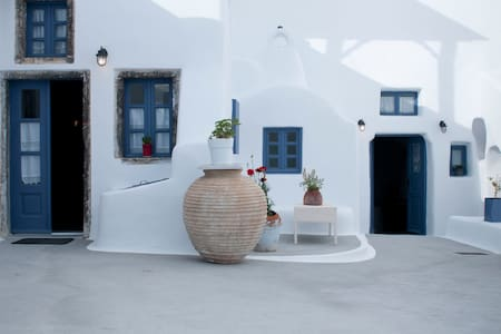 Olyra Traditional Cave Houses 2 - Pyrgos Kallistis - 独立屋