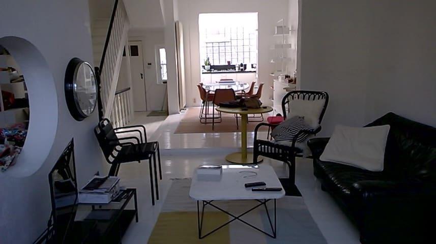 Villa Charles in Dumont wijk - De Panne - Casa