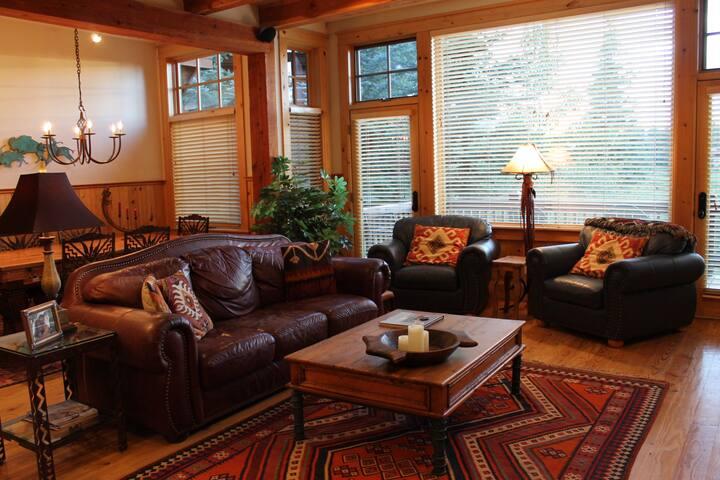 Award-winning Telluride Mountain Village Home