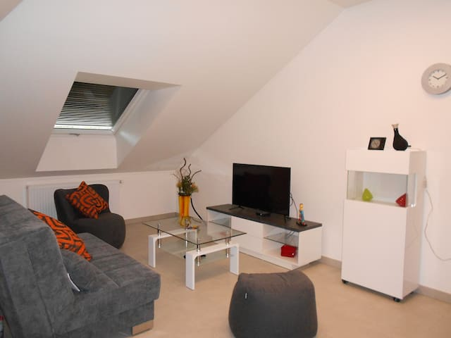 Modern apartment-Kirchberg/Luxembourg City - Luksemburg - Apartament