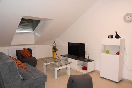 Modern apartment-Kirchberg/Luxembourg City - Luxembourg