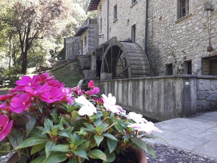 Stanza Romantica nel Mulino Valsecchi del 1369